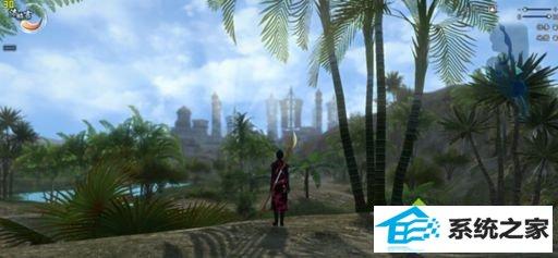 "winxp系统玩""仙剑奇侠传6""帧数偏低游戏效果不好的解决方法"