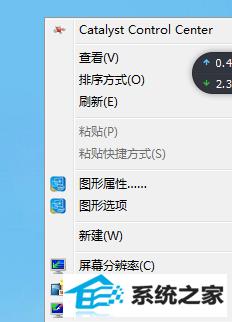 w7系统桌面右击不显示个性化选项的解决方法
